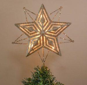 Estrellas de Navidad para tu árbol