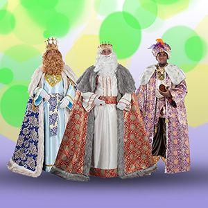 Los mejores disfraces de reyes magos