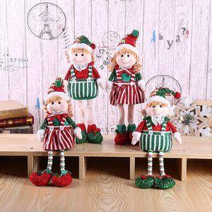 Los elfos de Navidad más originales para tu casa