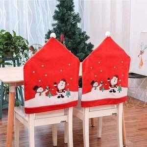 Las mejores fundas para sillas de Navidad