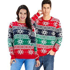 Los mejores jerseys de Navidad