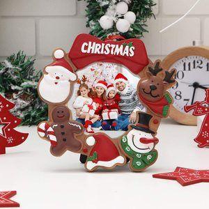 Los mejores marcos de fotos navideños