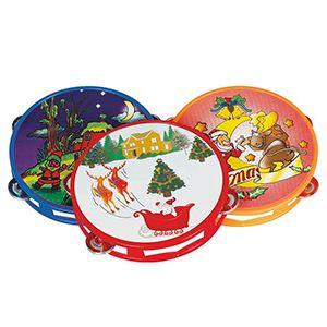 Las mejores panderetas para Navidad