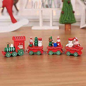 Los mejores trenes para el árbol de Navidad