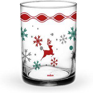 Los mejores vasos navideños