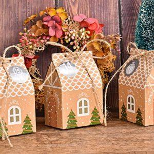 Cajas navideñas para regalos