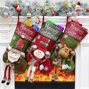 Comprar Calcetines para Colgar de Navidad
