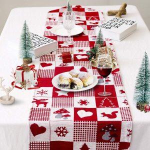 Comprar Caminos de Mesa de Navidad Online