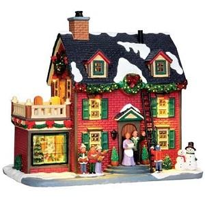 Casas de Navidad Decoradas