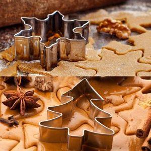 comprar moldes navideños para galletas