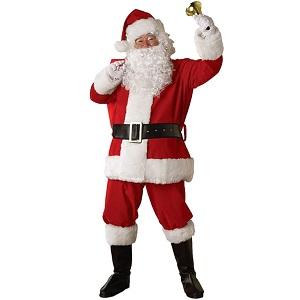 Los mejores disfraces de papa Noel