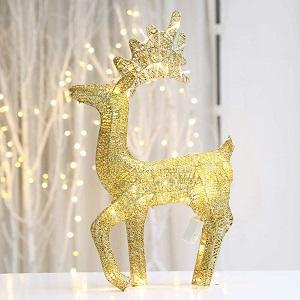 Comprar Renos de Navidad con Luces Online