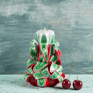Comprar Velas Decoradas de Navidad