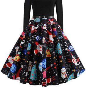Comprar un vestido navideño