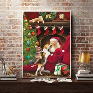 Los mejores cuadros y tapices navideños