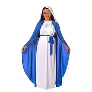 Los mejores disfraces de Virgen María