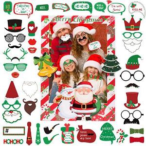 Las Piezas de Navidad para Photocall más Divertidas