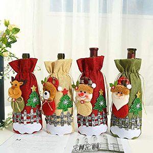 comprar botellas navideñas