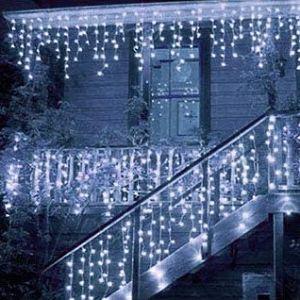 comprar luces de Navidad para balcón