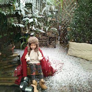 comprar máquinas de nieve artificial