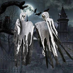 Los mejores fantasmas de Halloween