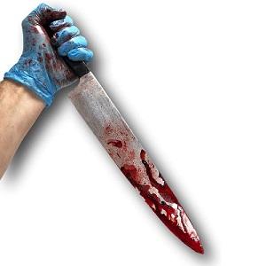 Comprar Cuchillos y hachas sangrientas para Halloween online
