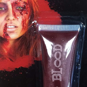 Sangre Artificial para Halloween