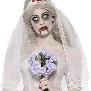 Los mejores disfraces de novia cadáver para Halloween