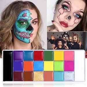 El mejor maquillaje para Halloween