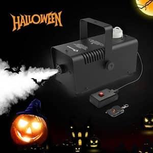Las mejores máquinas de humo para Halloween