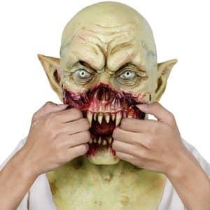 Las máscaras de Halloween más terroríficas