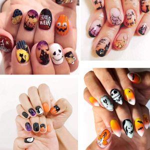 Comprar Decoración de Uñas para Halloween Online