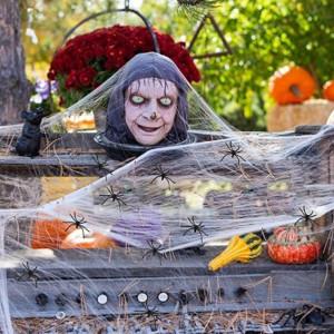 Las Mejores Telarañas para Halloween