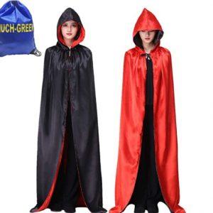 Las Mejores Túnicas Negras para Halloween